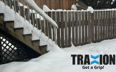 5 Alternatives to Salt for De-Icing Stairs