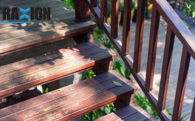 3 Indicators That It's Time To Repair Your Outdoor Wooden Stairs
